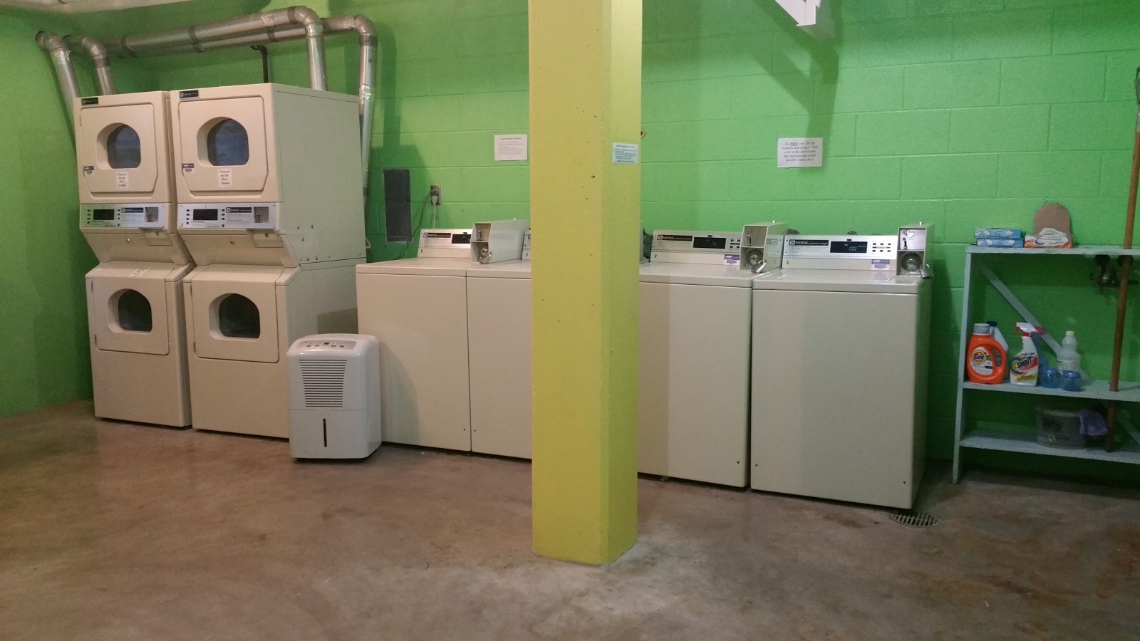 Moeller Laundry Room